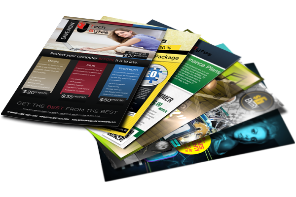 Brochure Services